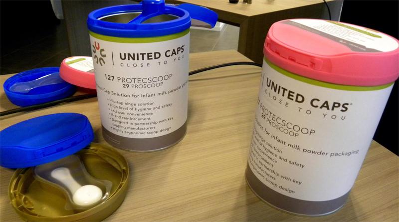 United Caps abrirá su primera planta en Asia