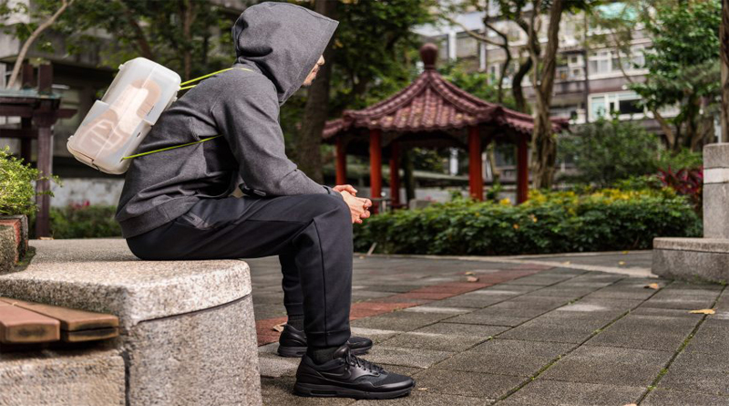 Nike causa revuelo con packaging que se convierte en mochila