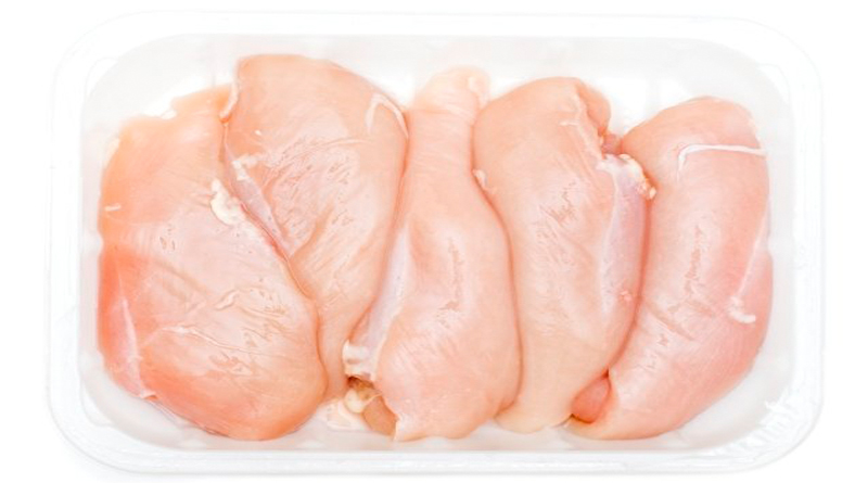 Envases para quienes no gustan de tocar la carne con sus propias manos