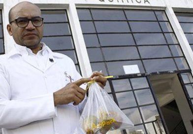 Profesor de la Nacional de Colombia creó bolsa para conservar las frutas frescas hasta por 60 días